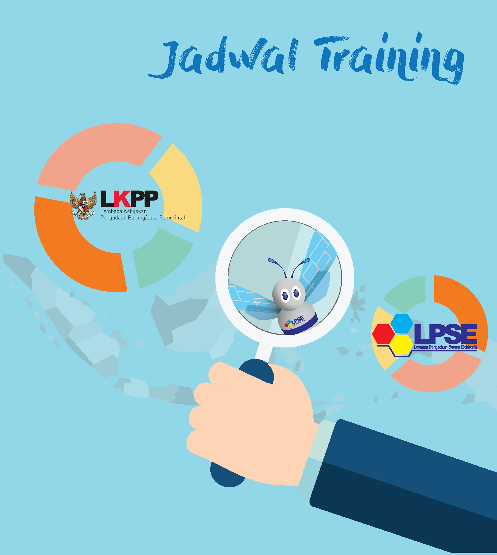 Training Of Trainer LPSE SPSE Versi 4 - Batch 8