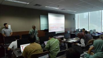 LKPP Gelar Menajemen Training SPSE Internal